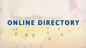 Online Church Directory Rock Valley